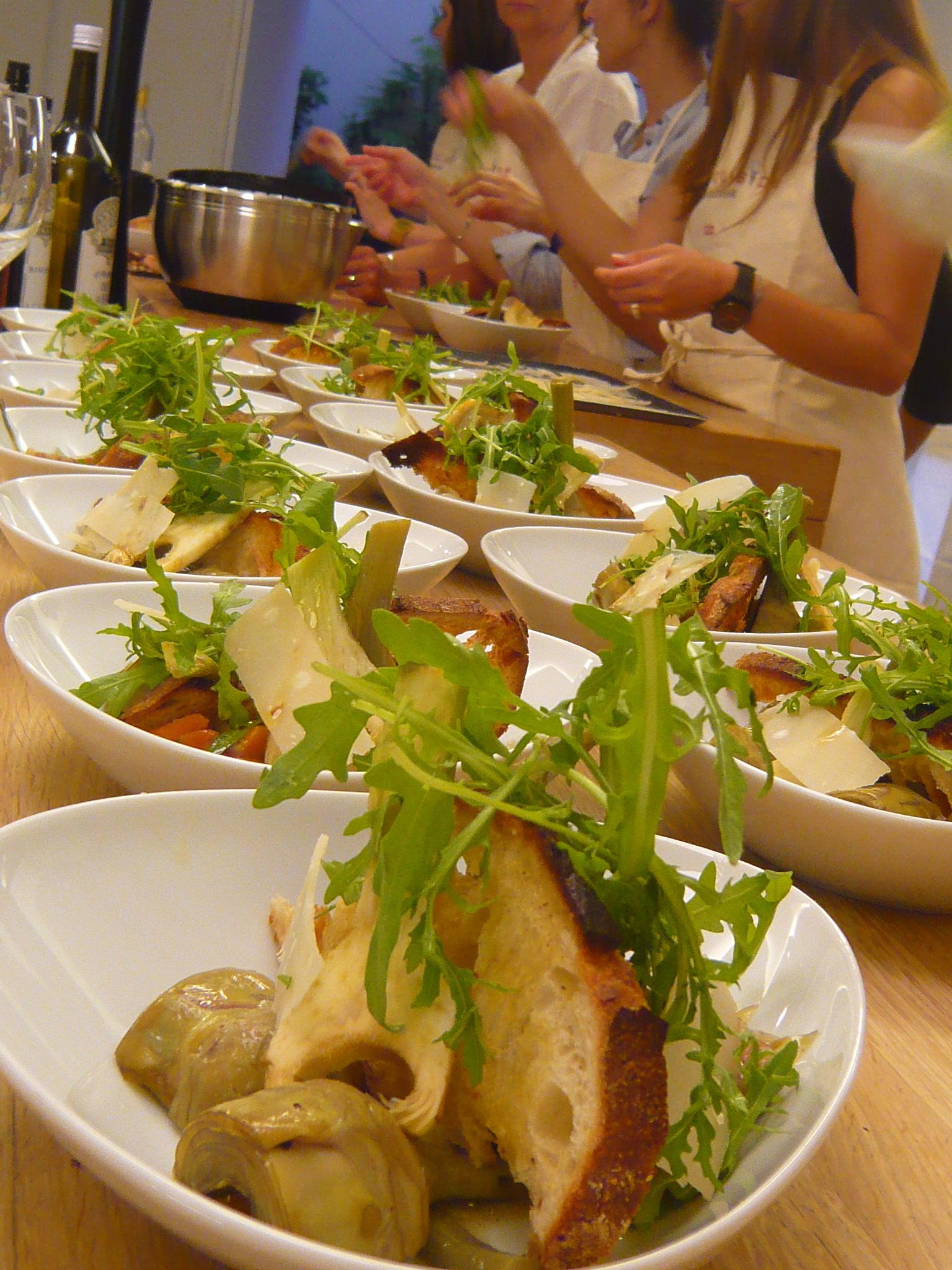 Cours l ecole de cuisine alain ducasse le tablier de for Alain ducasse ecole de cuisine
